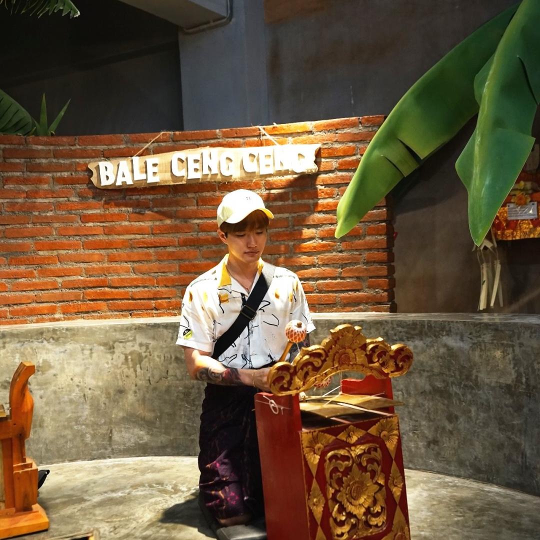 Wisata Bali Korean